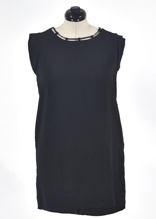 You're The Worst: Black Dress by Forever 21-2
