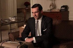 Mad Men: Donald Draper's letterhead & Business Card 2 PIECE EXCLUSIVE SET