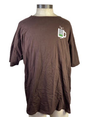 SILICON VALLEY: Erlich's Brown Recharge Shirt