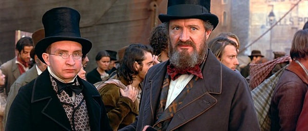 Boss Tweed's Red Bow Tie - 1 of 2-3