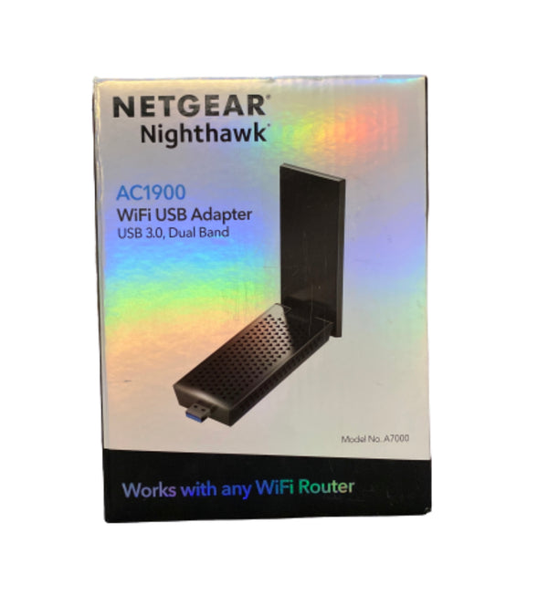 SILICON VALLEY: Gilfoyle's Netgear Nighthawk AC1900 WiFi USB Adapter-1