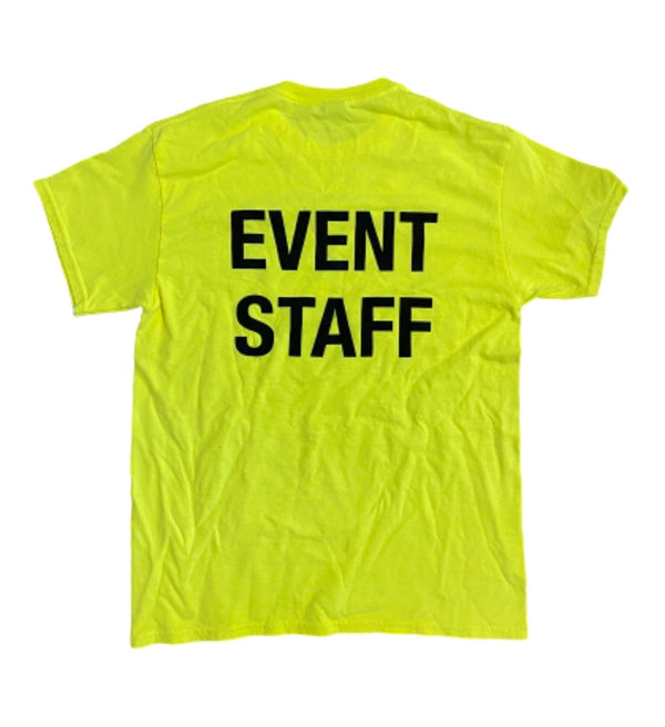 SILICON VALLEY: RussFest Event Staff Shirt-2