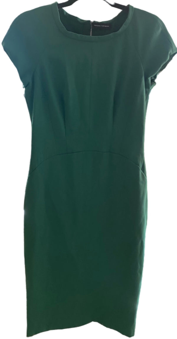 VEEP:  Selina's Green NARISCO RODRIGUEZ Designer Dress-1