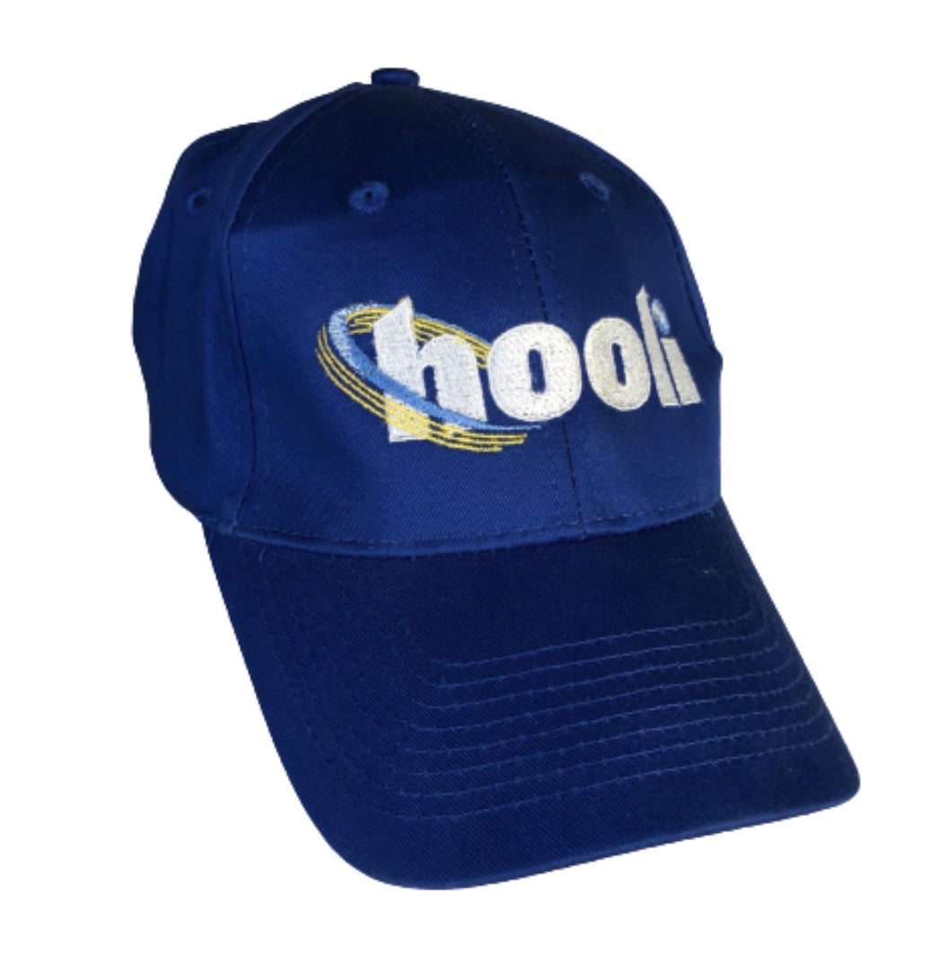 SILICON VALLEY: Blue Hooli Velcro Hat