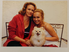 HEREOS: Claire Bennet Photo With Mom