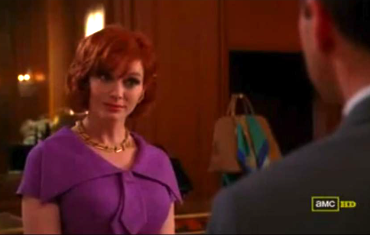 Mad Men: Joan Holloway's Bonwit Teller Prop Paper Bag