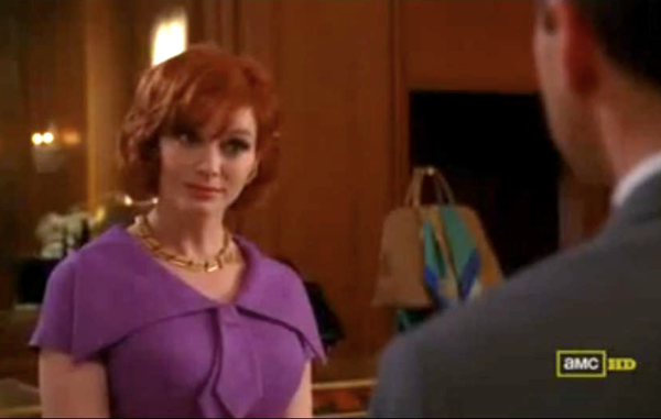 Mad Men: Joan Holloway's Bonwit Teller Prop Paper Bag-1