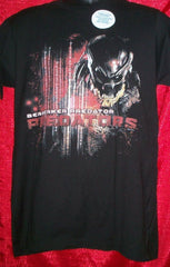 "Predators ""Berserker Predator"" Men's T-Shirt Small"