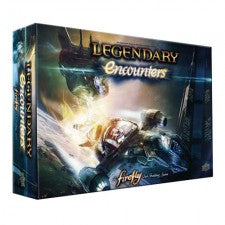 Upper Deck Firefly Legendary Encounters