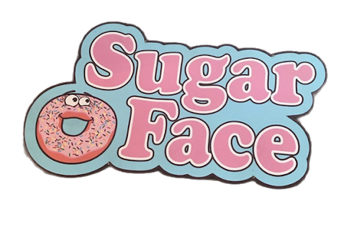 Screenbid Media Company, LLC. - Sugar Face Donut Shop Sign