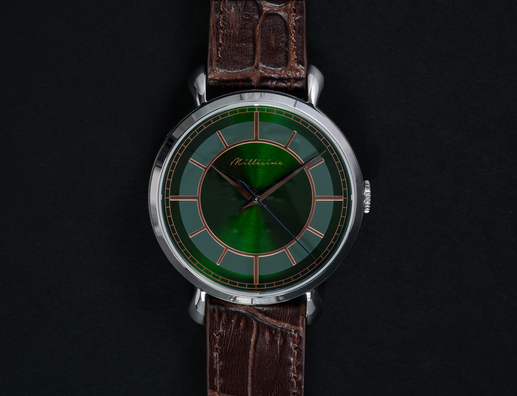 Merveilleux I - Racing Green