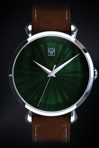 Merveilleux Enamel - Racing Green