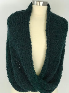Infiniti Scarf - Lightweight Boucle- Multiple Colors in Stock