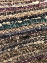 Handspun and Handwoven Wool Throw - Colorado Natural Fibers