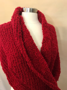 Infiniti Shoulder Wrap - One Size - Red
