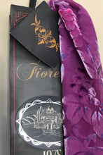 Silk Velvet Scarf  -  Know any Women Who Wine?