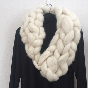 X-treme Knitted Wrap