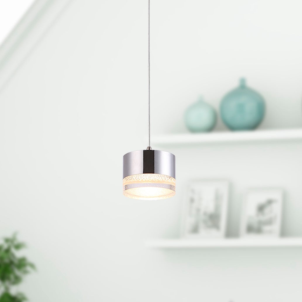 Jupiter 1-light LED mini pendant