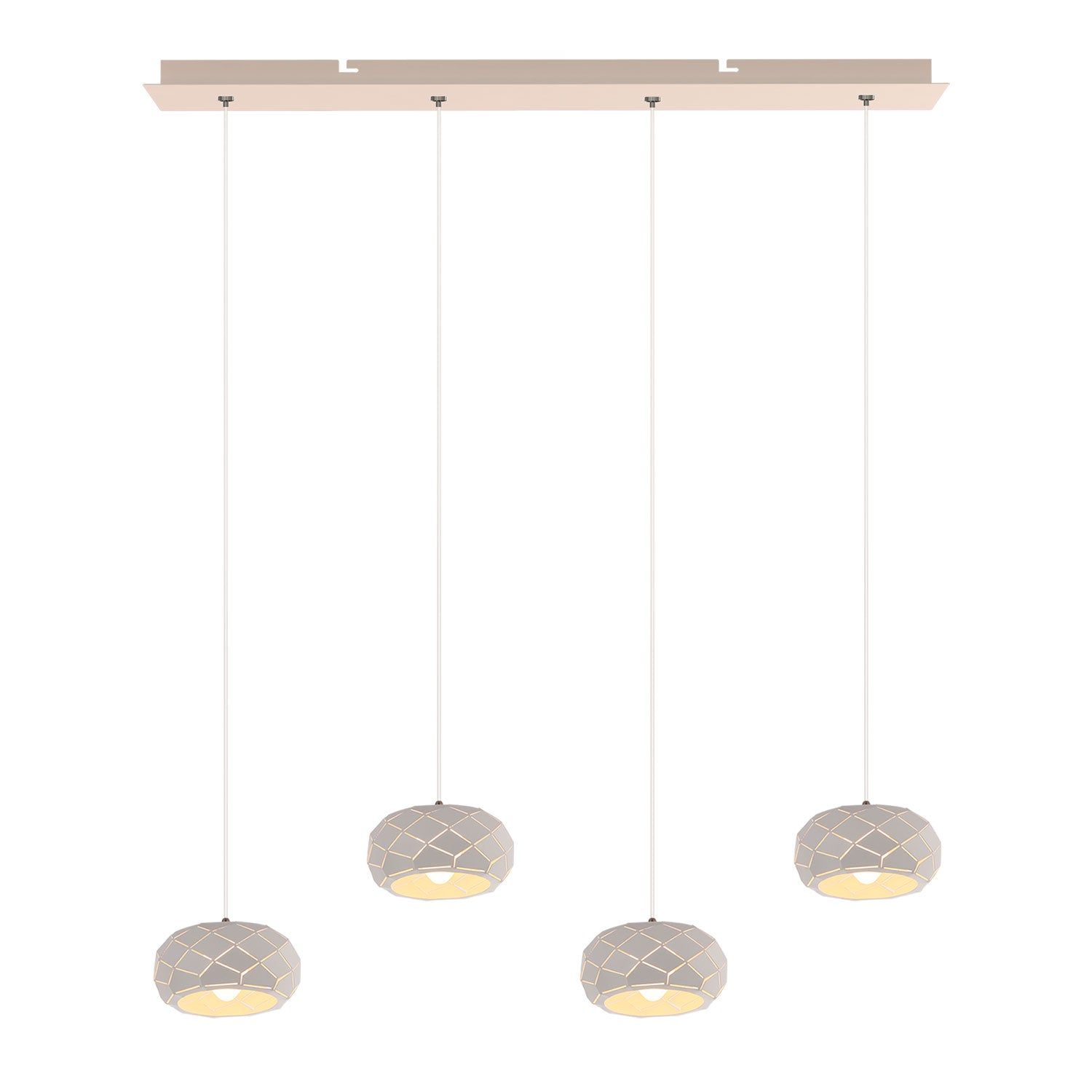 Crust 4-light LED mini pendant