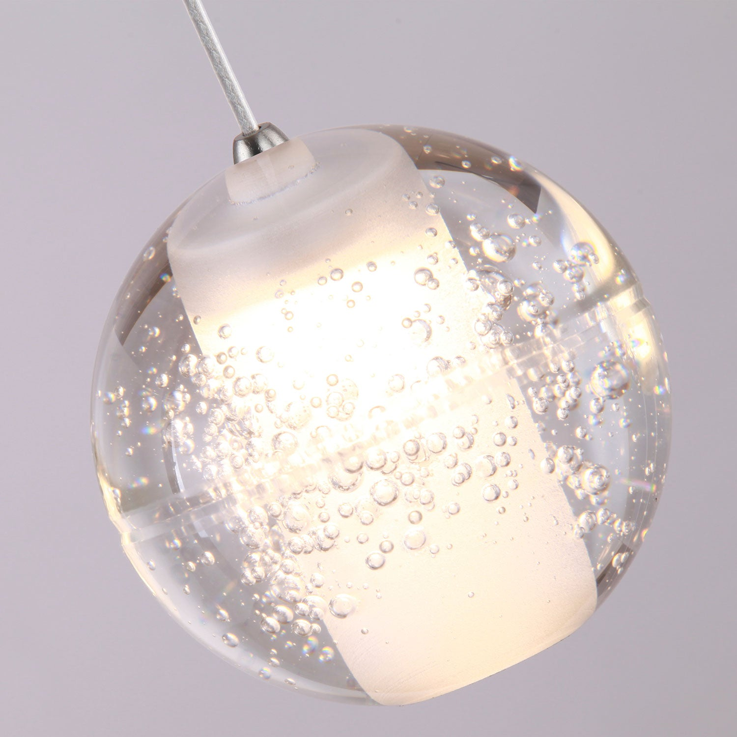 Venus 10-light LED mini pendant