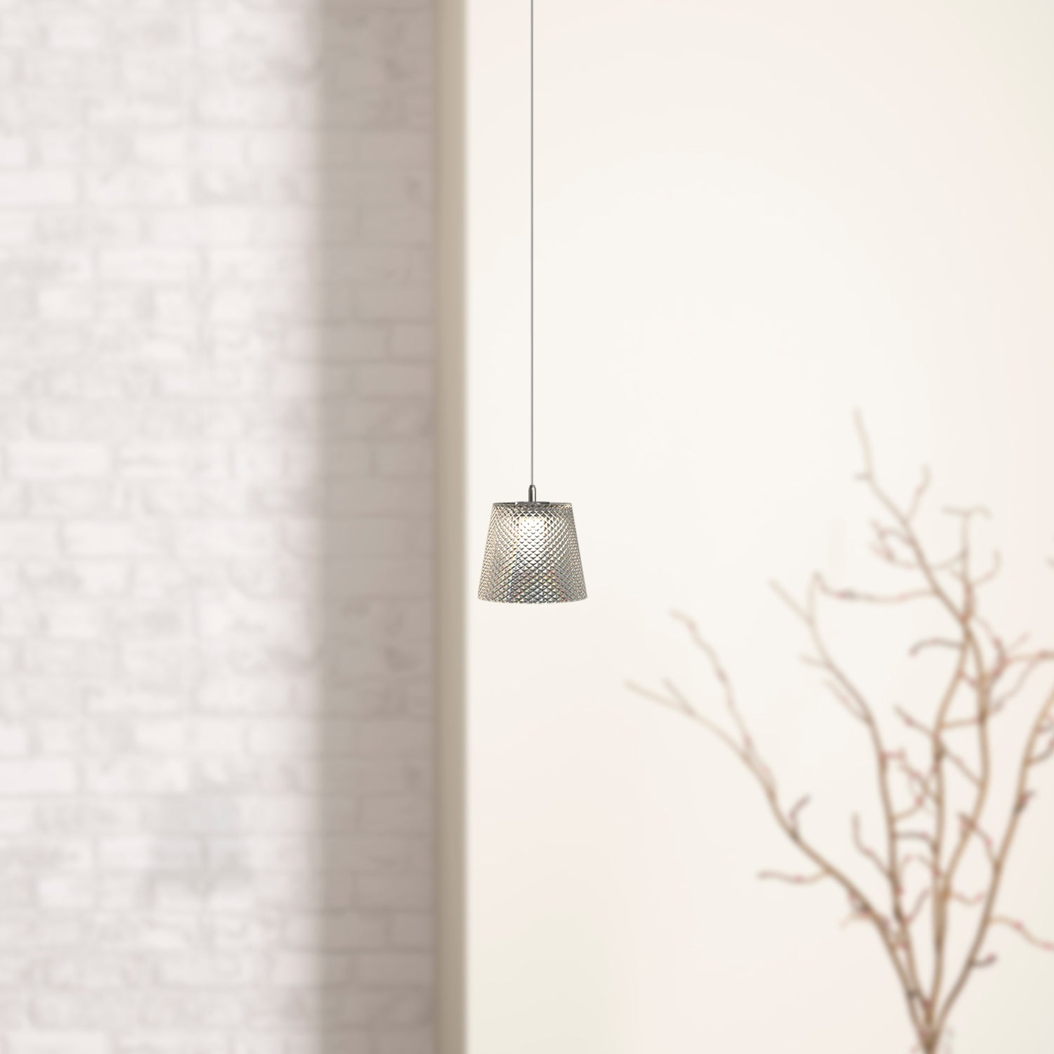 Orion 1-light LED mini pendant