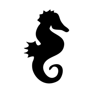 Waving Sea Horse