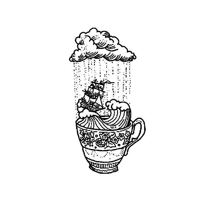 Cup of Perfect Storm