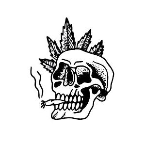 Weed by Death