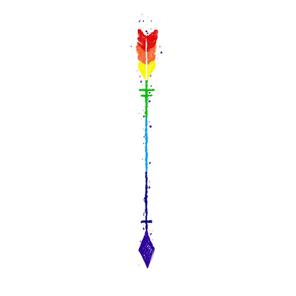 Rainbow Arrow