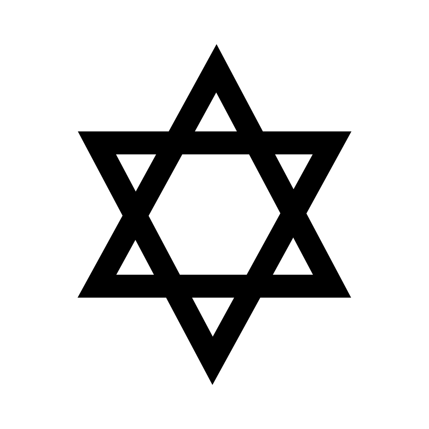 Star of david star of david temporary tattoo momentary ink for Star of david tattoo designs