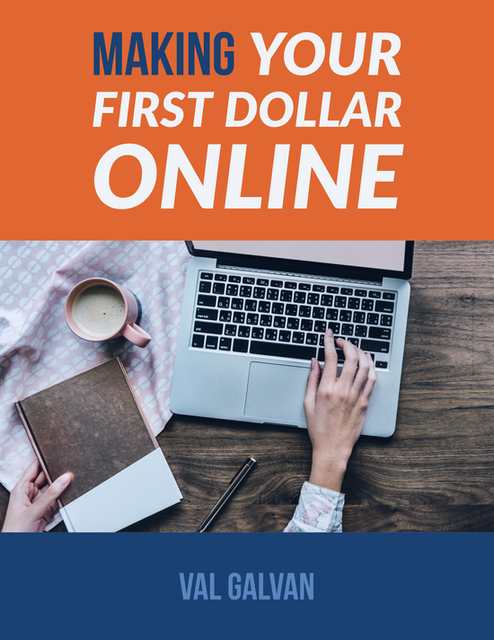 Make Your First Dollar Online