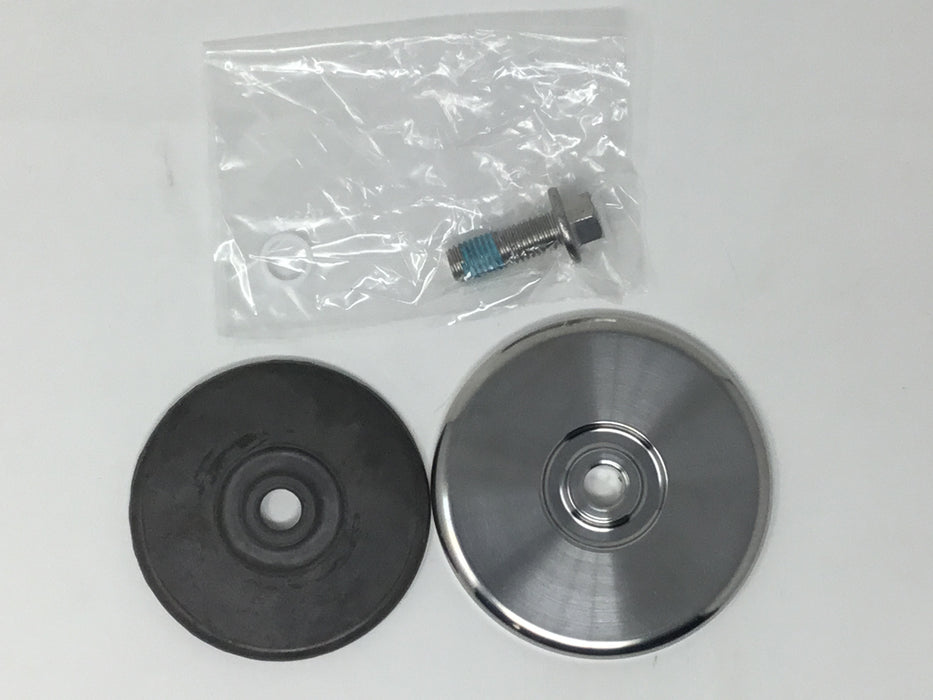 MVP - 60 PSI, 150 PSI, & Liquid - SS&S - Fluid Plate Kit