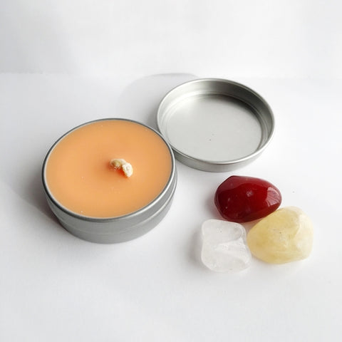 bn - Joy ~ Soy Intention Candle, Essential Oil Candle,