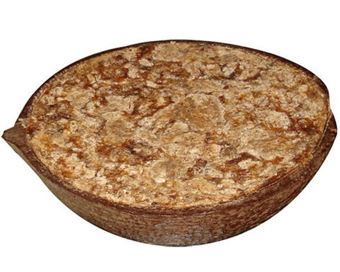 bn - African Black Soap in a Coconut Shell. Weight