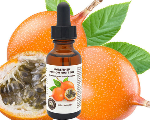 bn - Virgin Passion Fruit (Maracujá) Oil (organic,