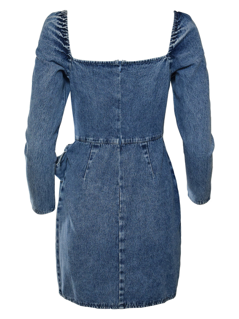 Denim Felicity Dress