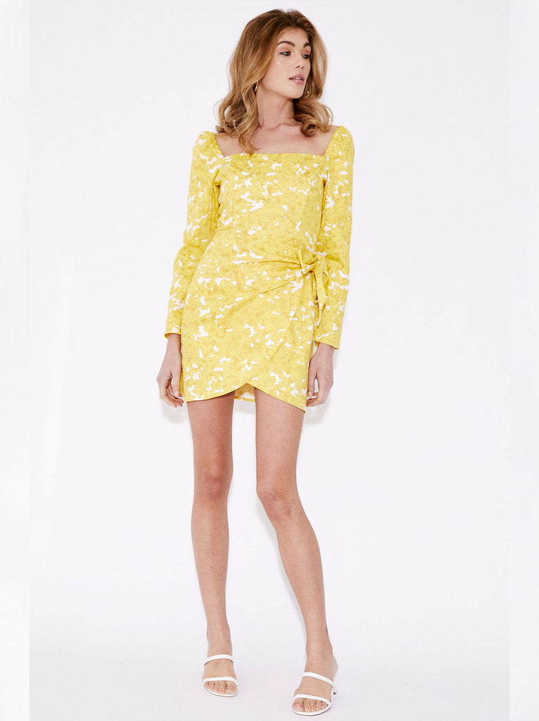 NOW x RAHI - Sunshine Felicity Dress