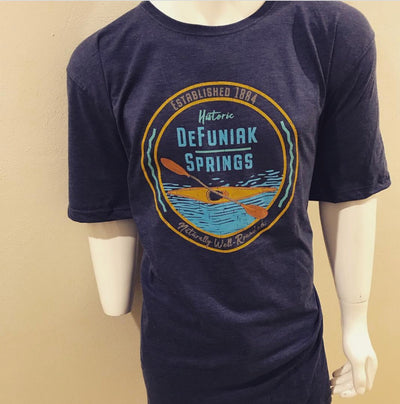Short Sleeve Kayak Main Street Limited Edition T-Shirt