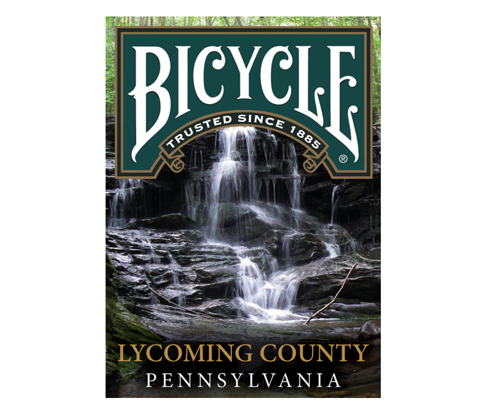 Bicycle: Lycoming County Playing Cards