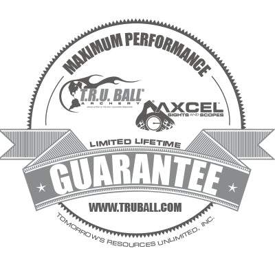T.R.U. Ball® / AXCEL® Guarantee
