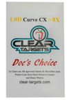 AC14 Clear Targets Doc's Choice Lens