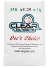 AV25 Clear Targets Doc's Choice Lens