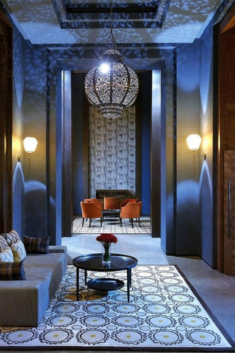 Moroccan furniture and décor possesses a distinctive design that simply speaks Morocco