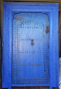 Marrakech Riad door