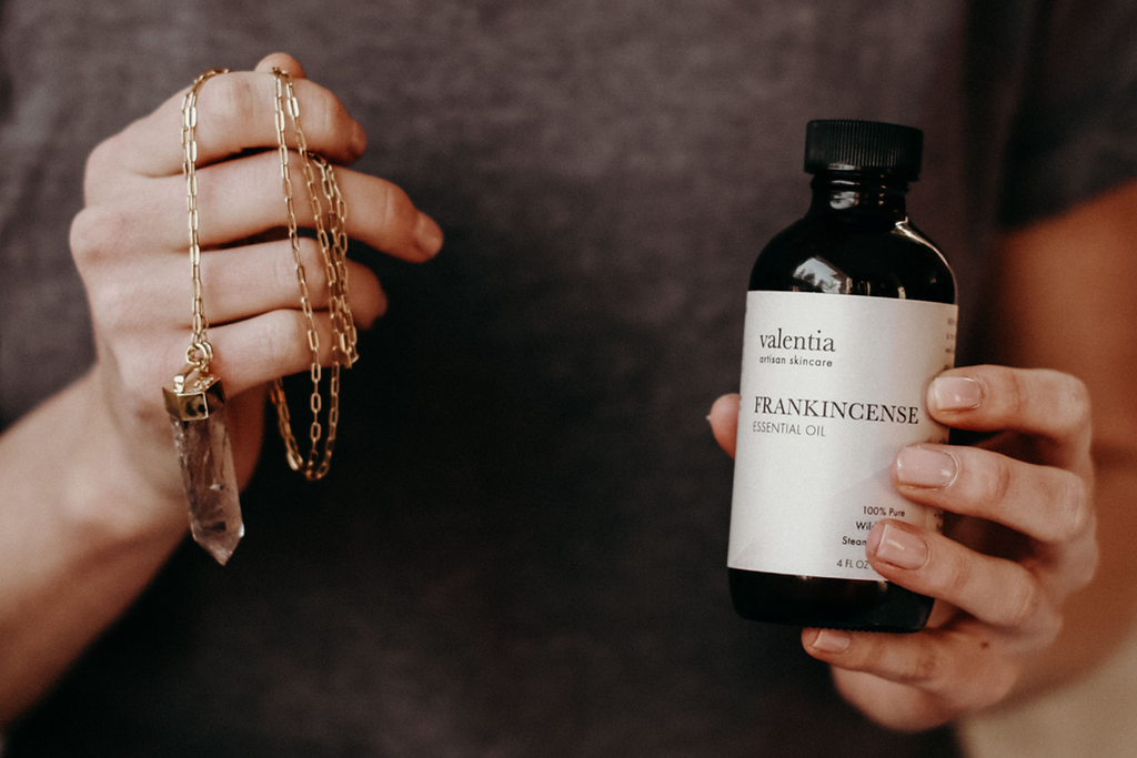 Balance and Revive With Rejuvenating Frankincense Oil