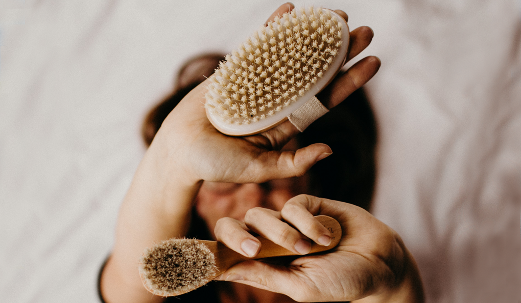 The Art of Dry Brushing