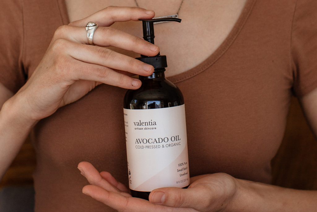 The Trick for Treating Dry Skin You Probably Haven't Tried Yet? Avocado Oil.