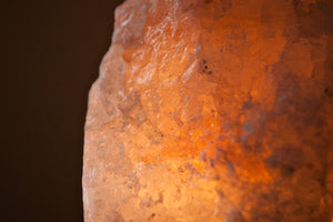 Pink Himalayan Salt Lamps- Small