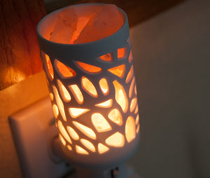 Pink Himalayan Salt Lamps- Plug-In