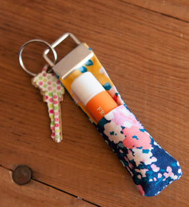 Lip Balm Key Chains